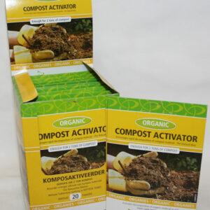 Efekto compost activator - rapid compost maker