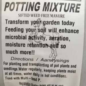 Horti-Poo potting mix 30DM