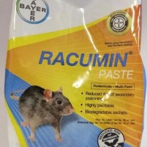 Bayer racumin paster 200gm (10 x 20gm sachets)