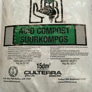 Culterra acid compost