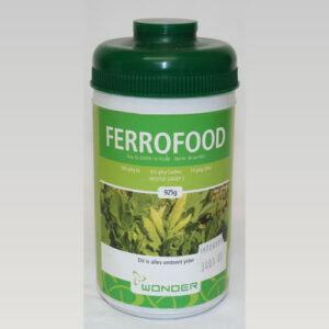 Ferrofood 925gms efekto