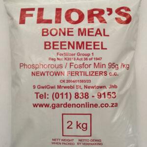 Fior bonemeal 2kg phosphate organic fertilizer