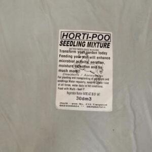 Horti-poo seedling soil