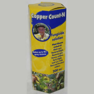 Ludwig's fungicide copper-n-count 200ml