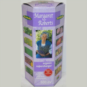 Margaret Roberts suoercharged plant food 500ml