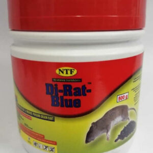 Di-rat-blue grain bait 500g highly palatable grain bait