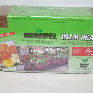 Palm peat brick kompel