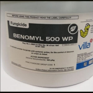 Benomyl 500 WP 100G