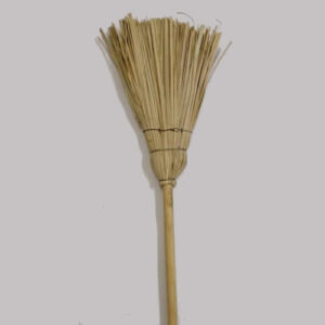 Broom, witch, grass