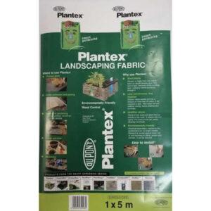 Plantext weedguard 1M x 5M