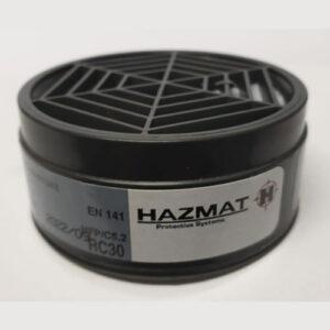Respirator filter RC30, inorganic vapours