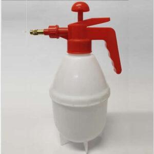 Pressure sprayer red