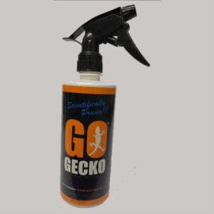 Geko repellant
