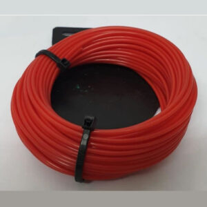 Trimmer Line 1.6mm x 10M red Card