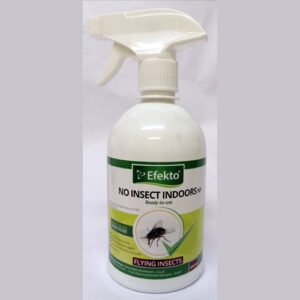 No insect indoors spray