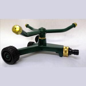 rotating sprinkler, 3 arm